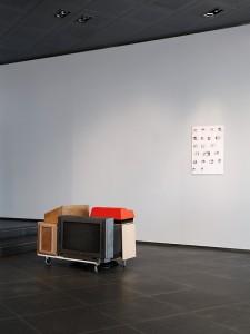 het werk van Jan Willemse, FrappantXPO, KBC Toren, Antwerp / Belgium, 2010