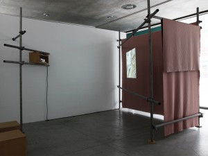 Monolith/life, Sint-Lukasgalerie, Brussels / Belgium, 2012