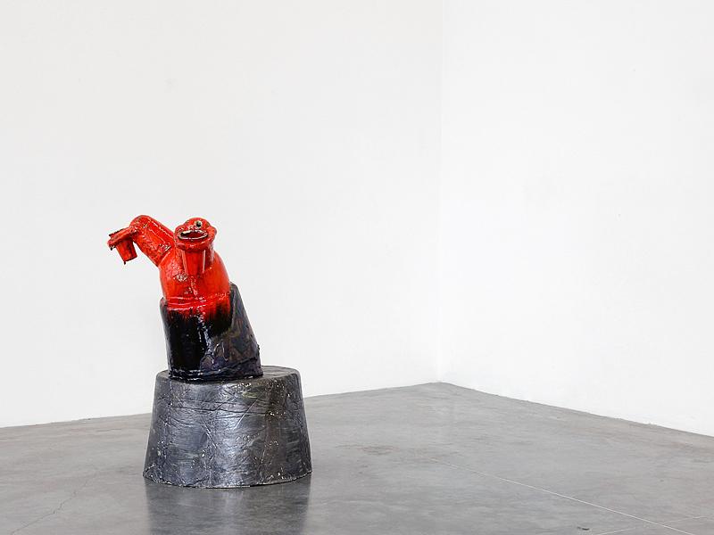 Veronica Brovall, Hopstreet Gallery Brussels / Belgium, 2012