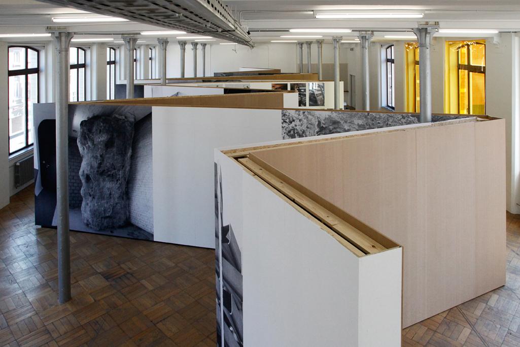 Aglaia Konrad - Frauenzimmer - Stuk Leuven / Belgium 2013