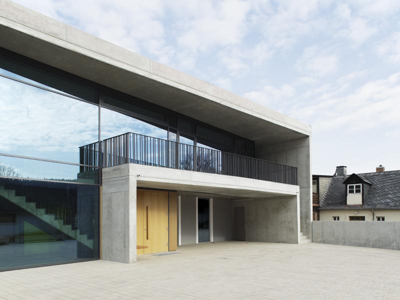 Architecture photography for Huettner Architekten