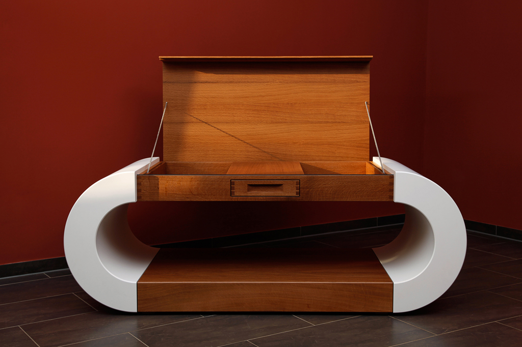 Fritz Moog, Gesellenstück, Manufaktur Beseler