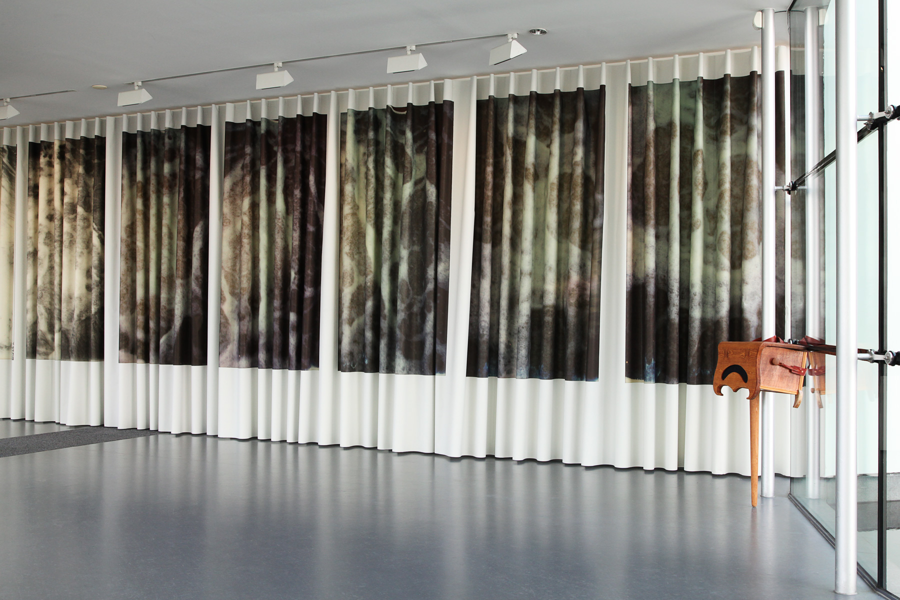 Michele Matyn at Van Abbe Museum, Eindhoven
