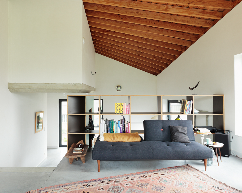Private House, Duisburg / Belgium – Jan de Moffarts