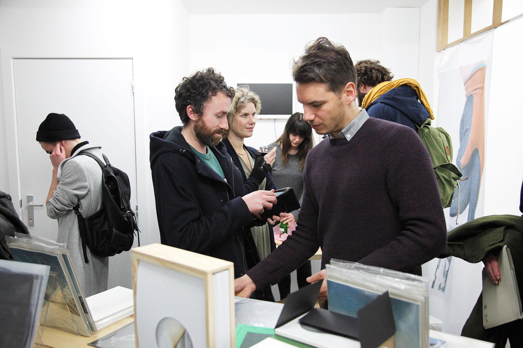Tique Salon - Nick Geboers, Celine van den Boorn, Ward Heirwegh