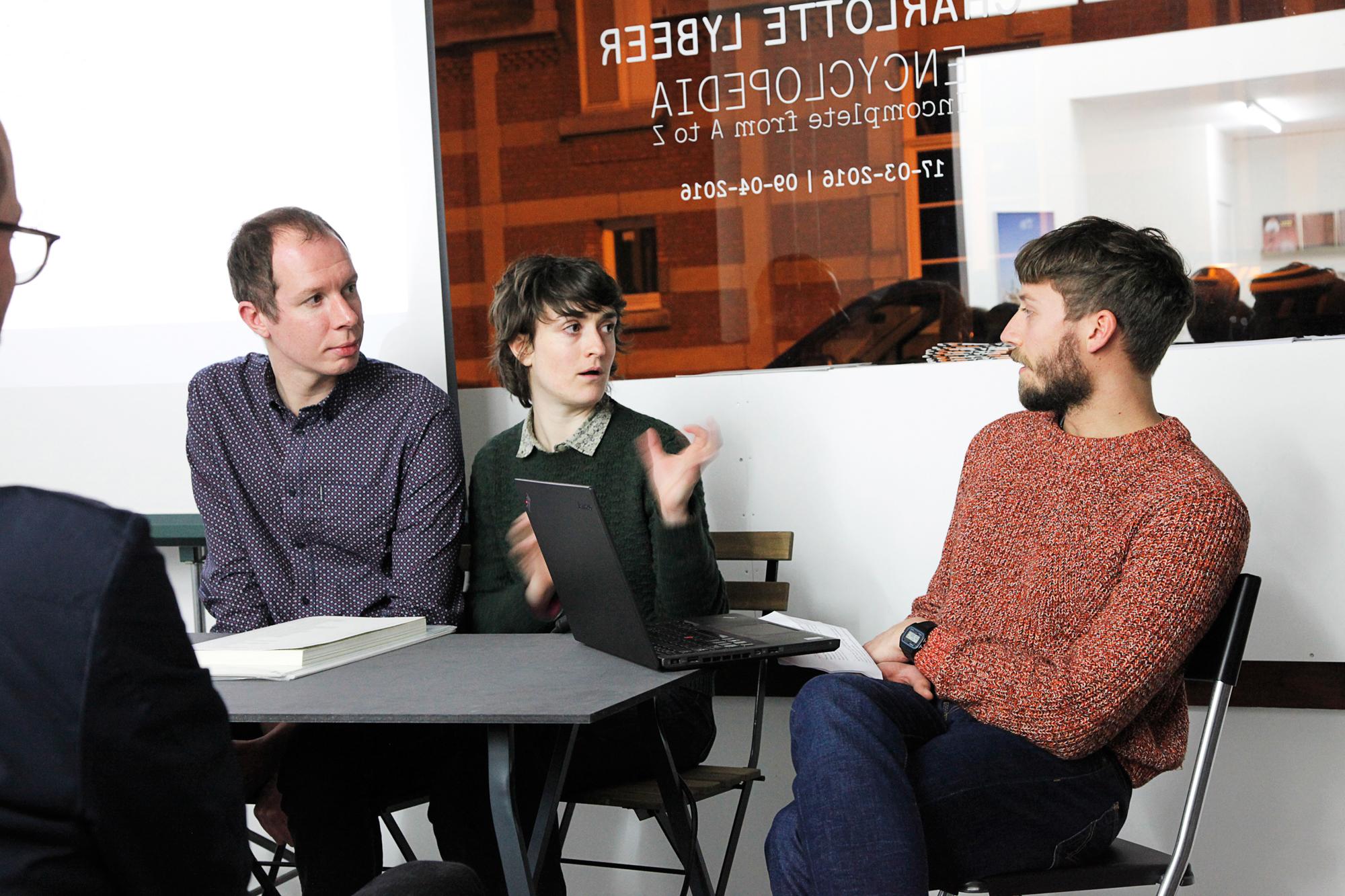 Tique Salon - LaHoule, Ronan Le Creurer, Elvis Bonier