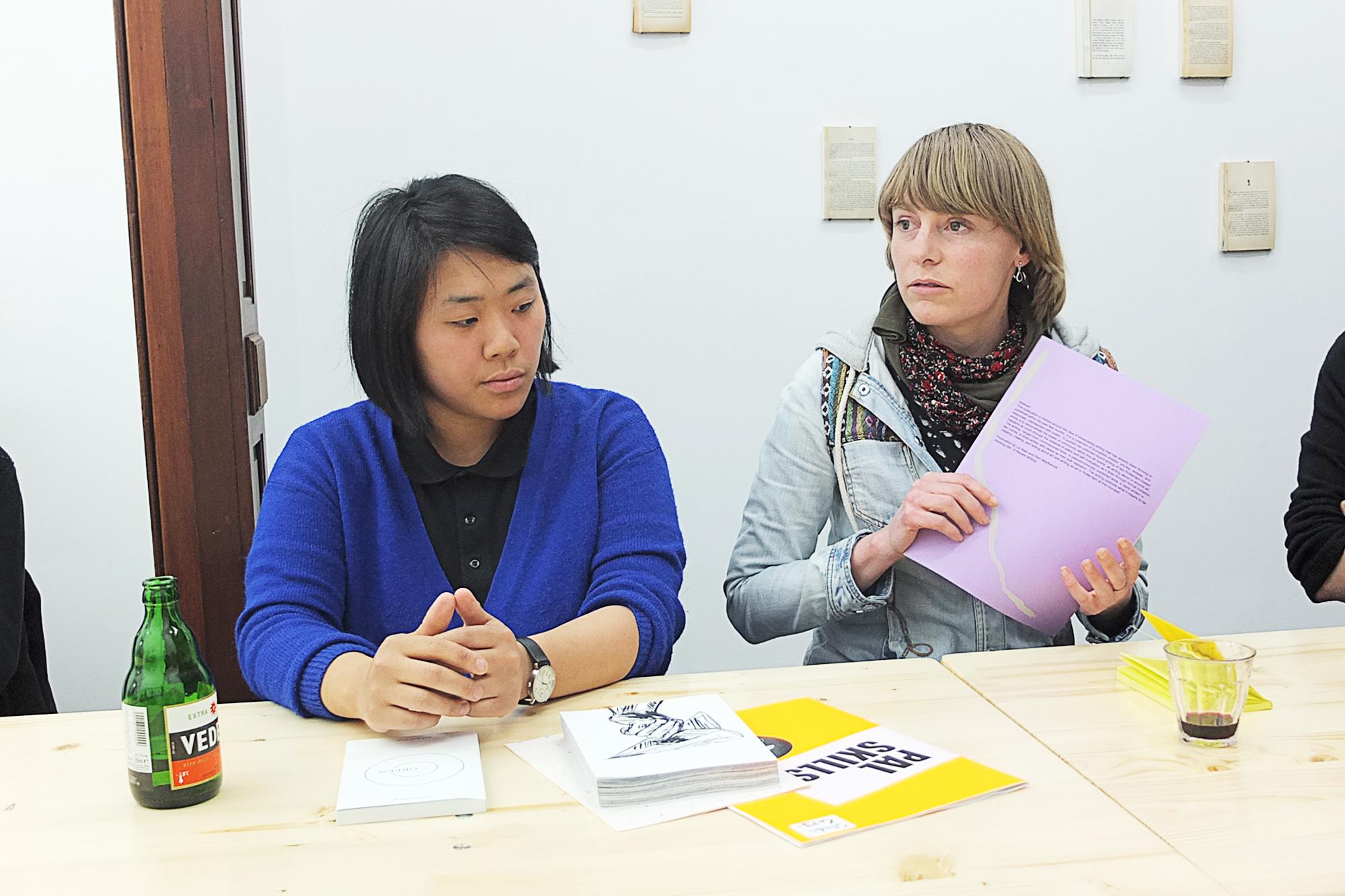Tique Salon - Publication Studio Hou Chien Cheng