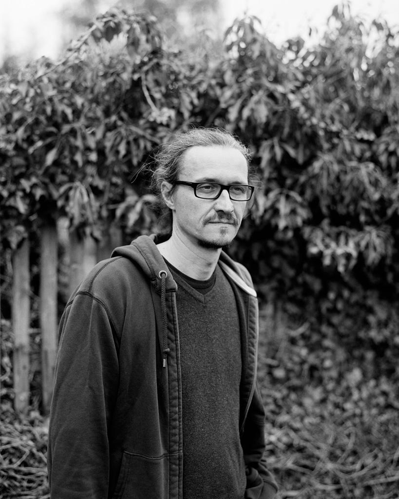 Architect Bernd Huettner, Lichtenberg, May 2019