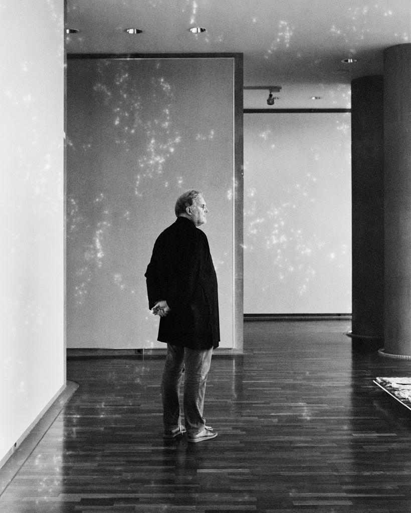 Friedrich Meschede, Kunsthalle Bielefeld, June 2018