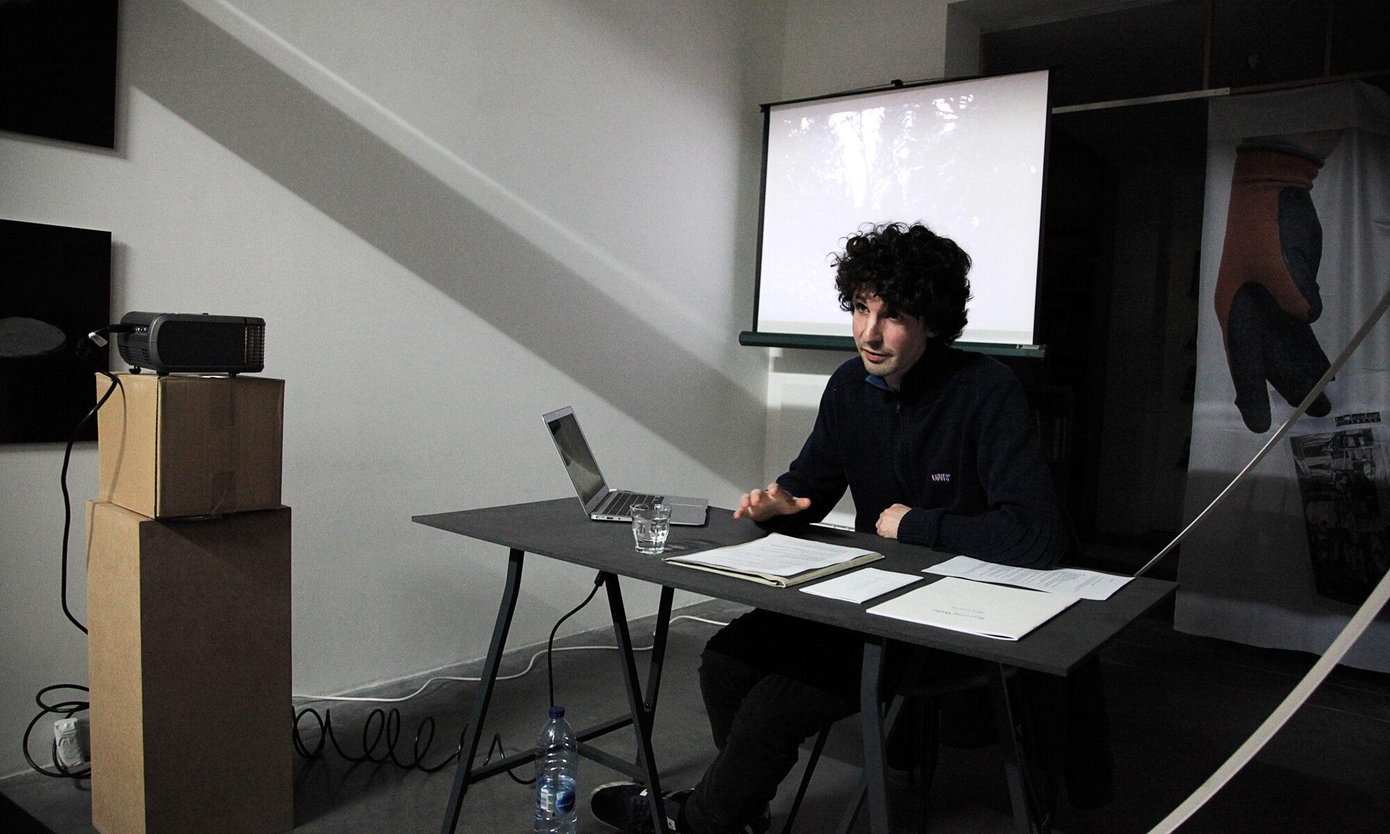 Nick Geboers, Tique - Artspace, Antwerp